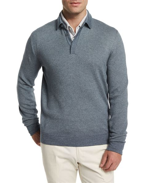 Sweater Polos mens sleeve polo sweater sweater vest