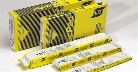 Kawat Las Nikko Steel Rd260 2 6mm harga kawat las esab terbaru daftar harga kawat las terbaru