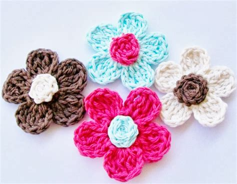 flower pattern of crochet flower girl cottage free crochet flower pattern