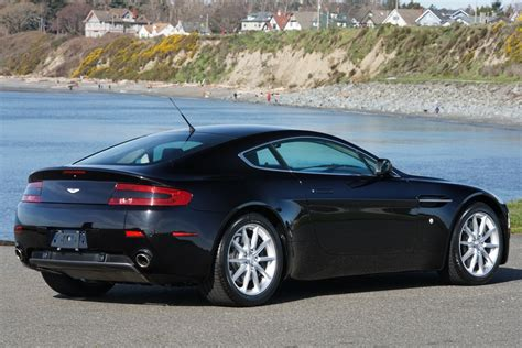 2007 aston martin 2007 aston martin v8 vantage for sale silver arrow cars ltd
