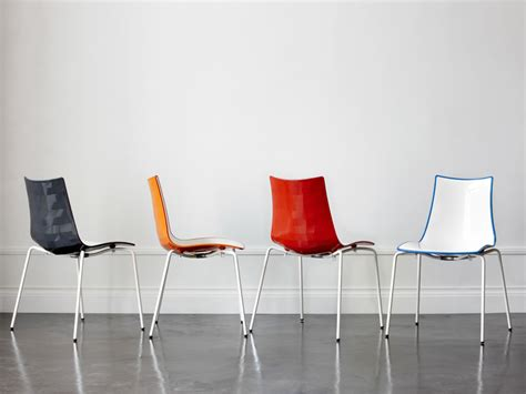 zebra bicolore chaise by scab design design luisa battaglia
