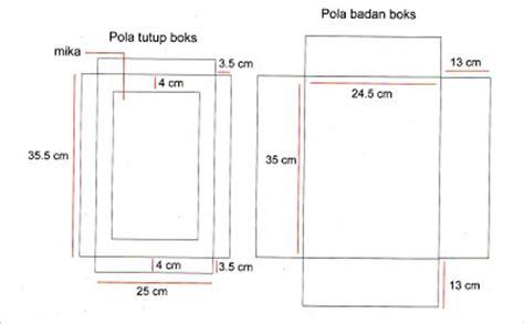 Pita Kotak 1cm membuat kotak kebaya pernik pipit