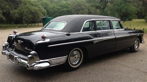 1955 chrysler imperial 1955 chrysler imperial limousine g229 indy 2012