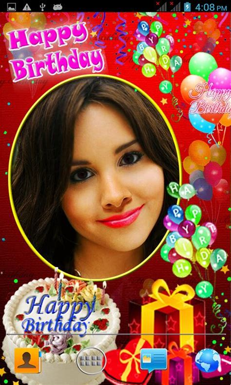 Birthday Greeting Cards With Photo make birthday cards with photo android apps on play
