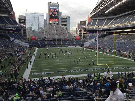 seattle section 8 centurylink field seat view brokeasshome com