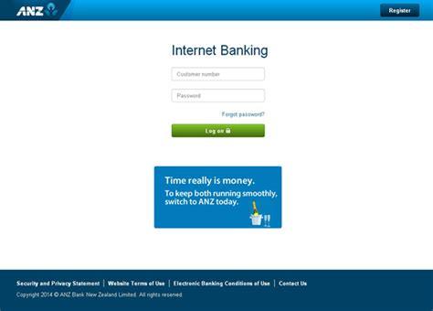 anz bank nz anz better banking