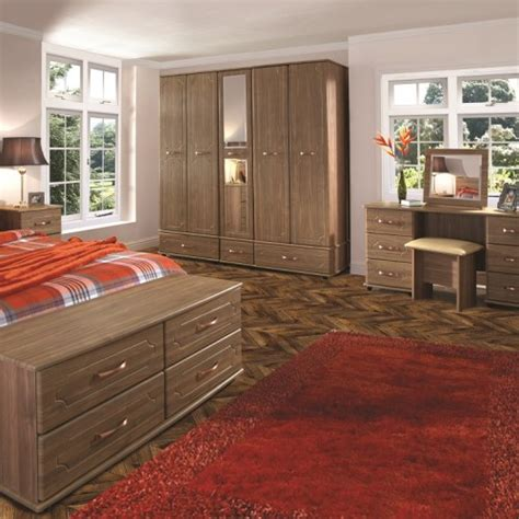 Harrison Brothers Bedroom Furniture Rock Range Birtchnells Furniture
