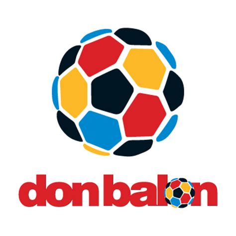 don balon logo vector in eps ai cdr free