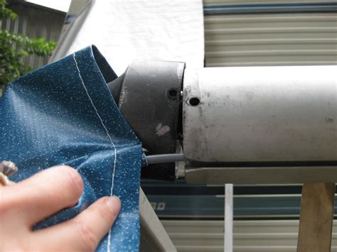 How To Replace Rv Awning Fabric by How To Replace Rv Slide Topper Awning Fabric Our Rv