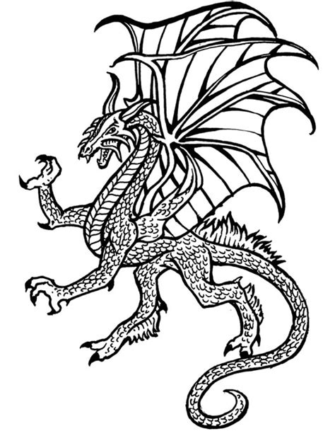 water dragon coloring page dragon coloring pages bestofcoloring com