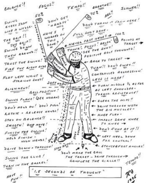 swing thoughts golf where was the adam scott swing hacker to single figures
