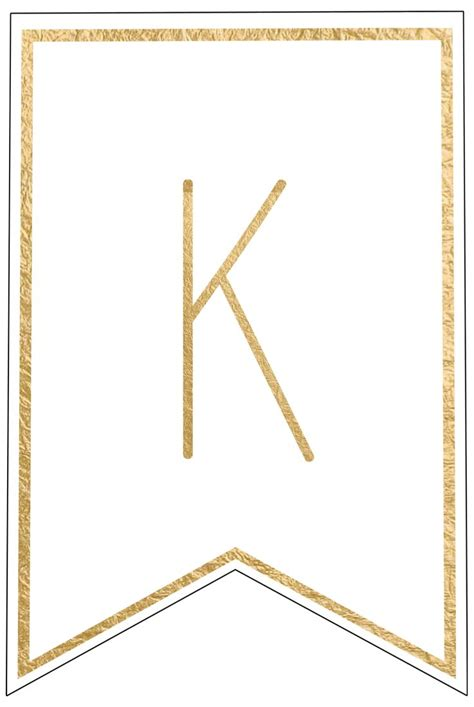 letter templates for banners free 25 best ideas about printable banner letters on pinterest