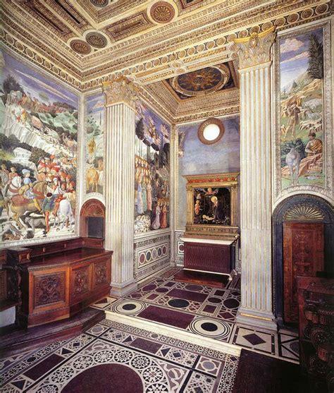 Palace Florence Italy Europe medici palace 1444 1449 florence italy architecture