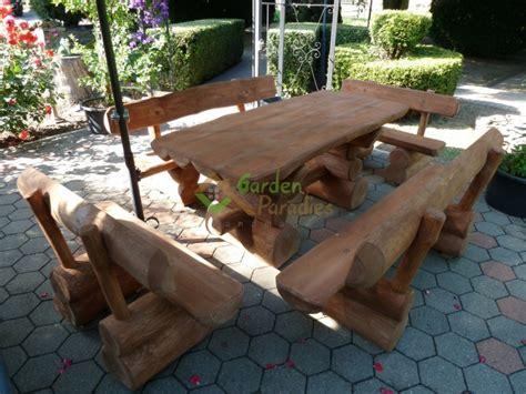 Massivholz Gartenmobel Rustikal