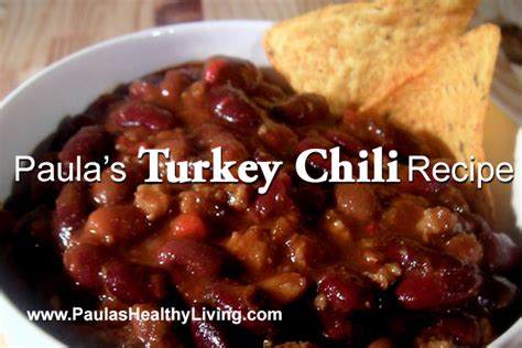 chili in a biscuit bowl recipe paula deen food network paula s turkey chili recipe paula s healthy living