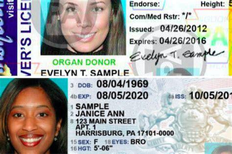 pennsylvania license penndot unveils design for new pennsylvania driver s license phillyvoice