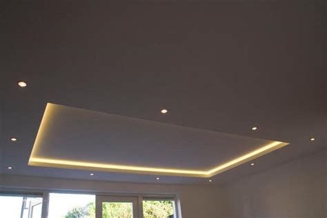 Nieuw Plafond Maken by Nieuw Plafond Met Koof En Verlichting Werkspot
