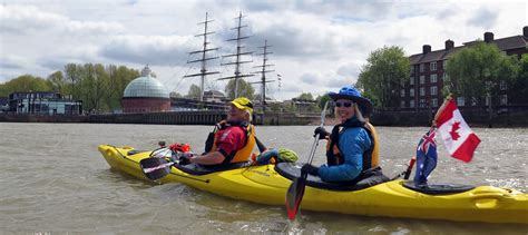 river thames kayak licence explore the river thames with the london kayak company