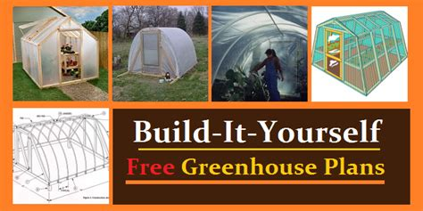 green house plans free greenhouse plans free diy projects construct101