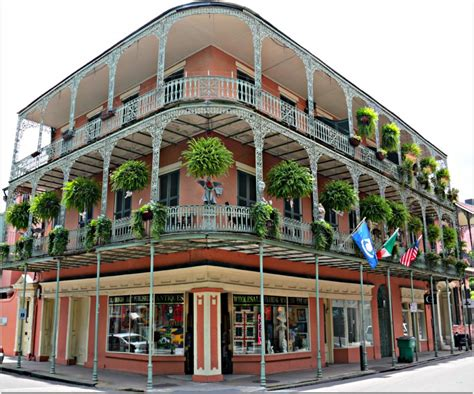 St Royal New Orleans Homes And Neighborhoods 187 Quarter Balconies