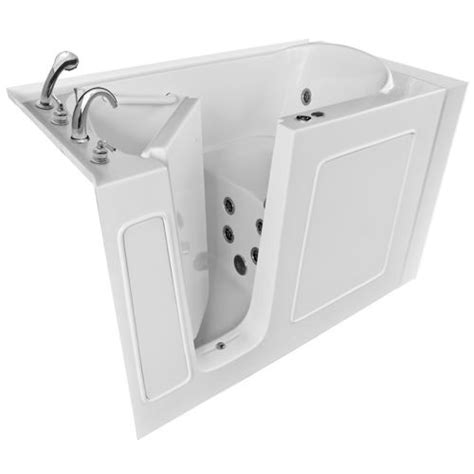 Access Tubs Walk In Jetted Bathtub by
