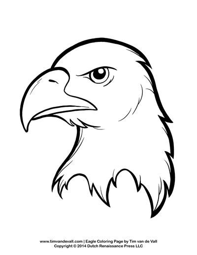 eagle mask coloring page bald eagle coloring page for kids patriotic coloring