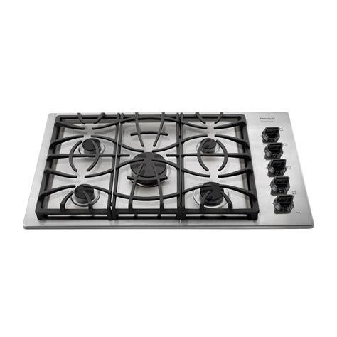 Frigidaire Gas Cooktop - frigidaire fggc3645ks 36 quot gas cooktop sears outlet