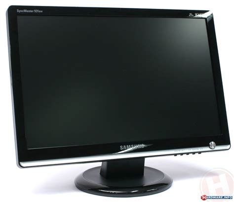 Monitor Samsung Syncmaster B1630 eight small widescreen monitors samsung syncmaster 931bw hardware info united states