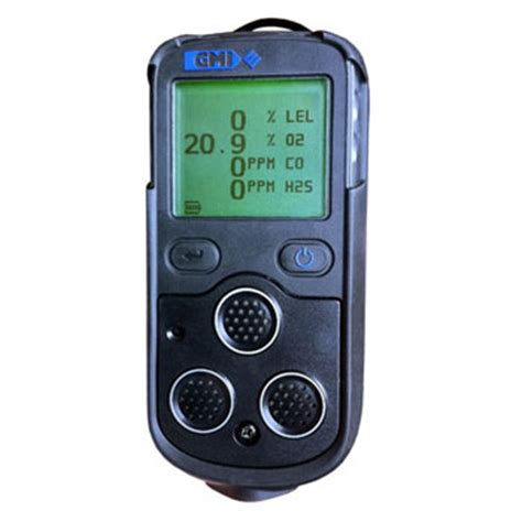 gmi ps200 series | hand held gas monitor | professional