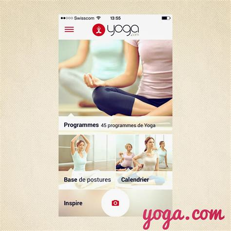2412039267 yoga pour une vie qui yoga une appli qui a tout bon la vie en plus simple