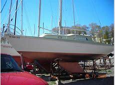 1972 Pearson P26 sailboat for sale in Michigan 26' Allmand