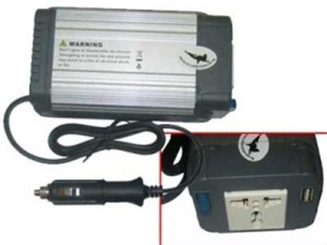 Power Inverter 300 Watt Dengan Colokan Usb power inverter dc ac mobil alat pengubah listrik mobil
