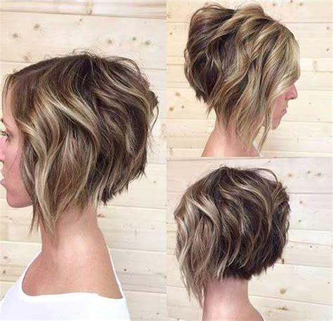 stacked hairstyles for natural waves best short stacked bob short hairstyles 2017 2018