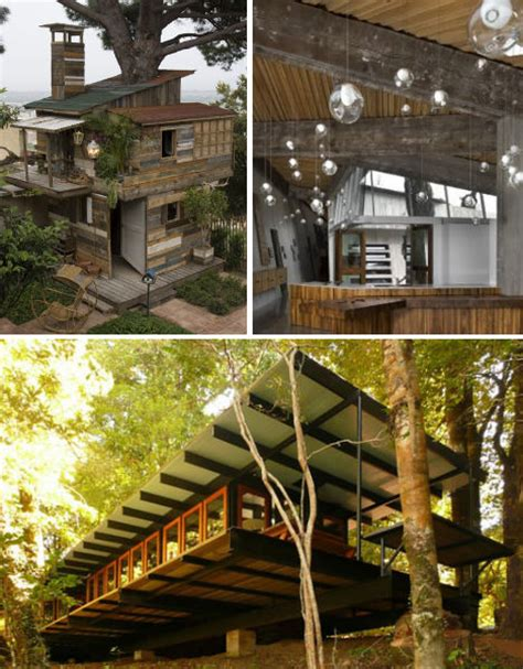 30 Eco Chic Houses Made of 10 Types of Recycled Materials