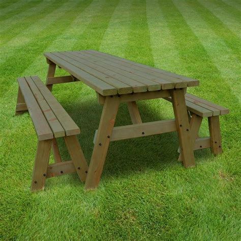 stansport heavy duty picnic table and bench set 1000 ideas about bench set on pinterest 10 seater