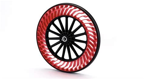 Bridgestone Airless Tires by Airless Tyres Coming To Motorcycles Motorbike Writer