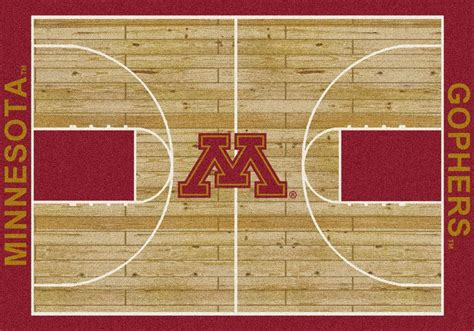 Area Rugs Minneapolis by Minnesota Golden Gophers Area Rug Ncaa Golden Gophers