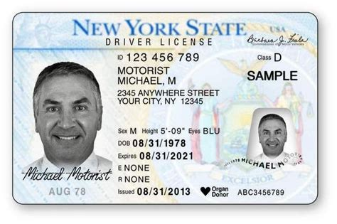 nyc dob designated foreman card template new york s new driver s license idscanner ids