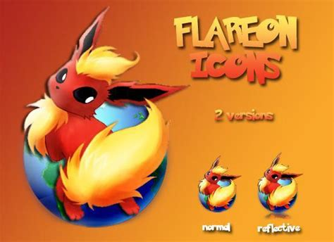 firefox themes cute cute fire fox pokemon images pokemon images