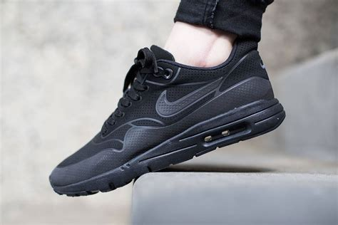 Nike Airmax 1 Black nike wmns air max 1 ultra moire black black anthracite