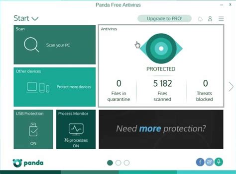 best antivirus free 10 best free antivirus software for 2018 to protect your pc