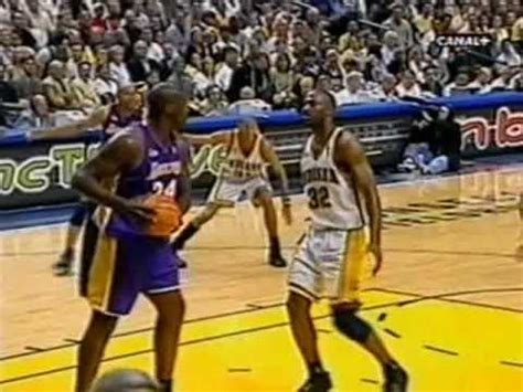 2000 Mba Finals by 2000 Nba Finals Lakers At Pacers Gm 5 Part 2 12