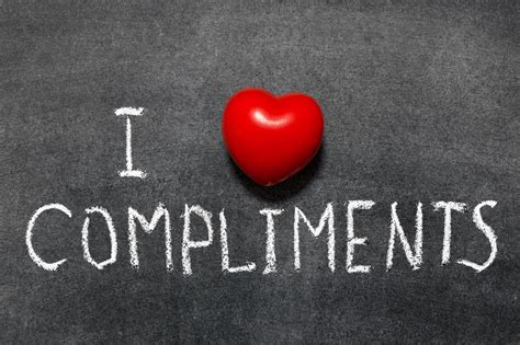 what compliments watchfit the power of receiving compliments