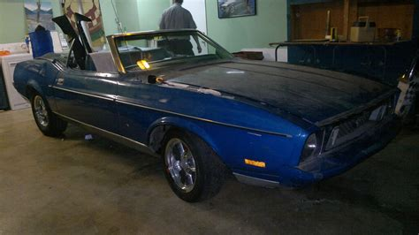 Chion Ford Lincoln Jimchil S 1973 Ford Mustang In Chino Ca
