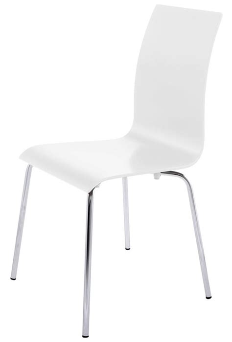 chaise blanche salle a manger chaises salle a manger blanches design chaise id 233 es de