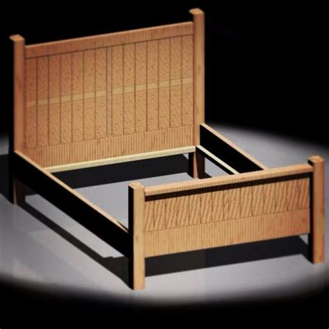2x4 bed frame pin by 2x4 engineering on 2x4 furniture cad designs