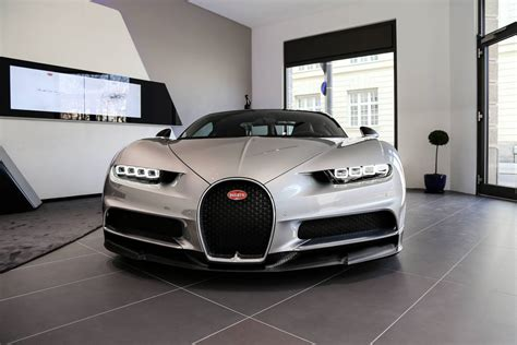 bugatti chiron dealership special report bugatti showroom lifestyle boutique