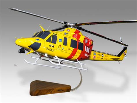 Heli Bell 412 Ep bell 412 ep westpac saver heli rescue service model
