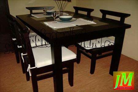 Kursi Meja Makan Minimalis Antik kursi meja makan minimalis antik 1 set 6 kursi jual