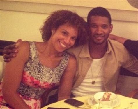 Congrats To Usher Hes Engaged by Kendrick Lamar And Alford Engaged Ovemedia